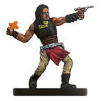 Jariah Syn - Star Wars Legacy of the Force Miniature Single Figure