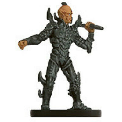 Yuuzhan Vong Warrior - Star Wars Legacy of the Force Miniature Single Figure