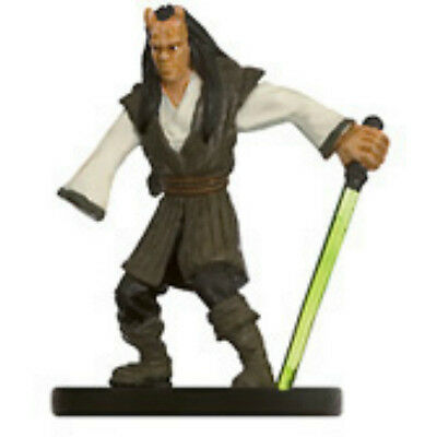 Wolf Sazen - Star Wars Legacy of the Force Miniature Single Figure