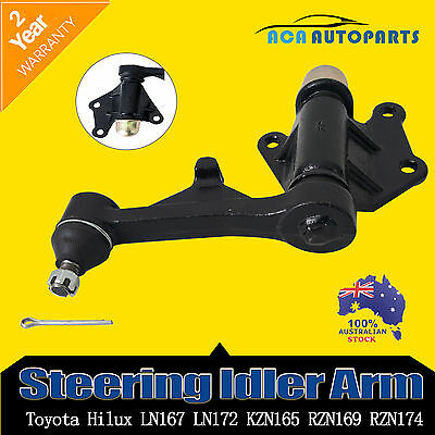 Steering Idler Arm Joint Toyota Hilux LN167 LN167R LN172 LN172R 97-05 4X4 Ute