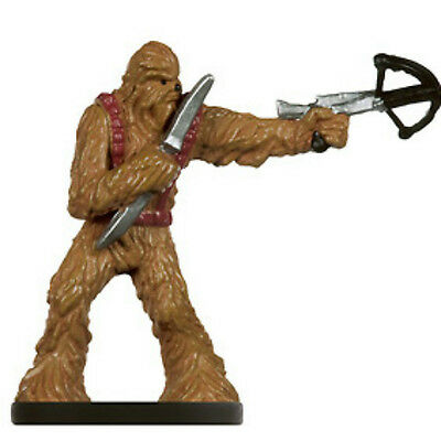 Zaalbar - Star Wars Knights of the Old Republic Miniature Single Figure