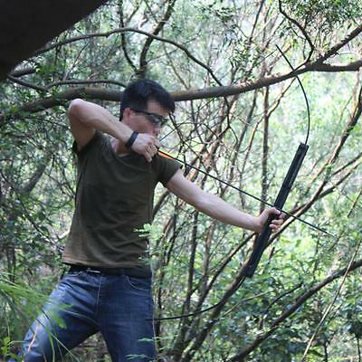 40-60lbs Folding Recurve Bow Take Down Longbow Hunting Training Archery Practice