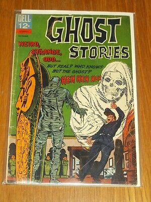 Ghost Stories #16 Vg- (3.5) Dell Comics December 1966+