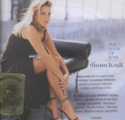 Diana Krall - The Look Of Love Used - Very Good Cd
