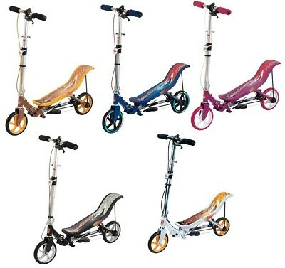 Space Scooter X-580 Kinderroller Wippen Tretroller spacescooter wiproller X580
