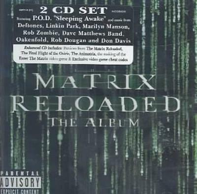 Original Soundtrack - The Matrix Reloaded: The Album [Pa] Used - Very Good Cd