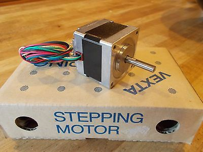 Vexta - Oriental Motor  PX534M-NAA,  5 Phase Stepping Motor