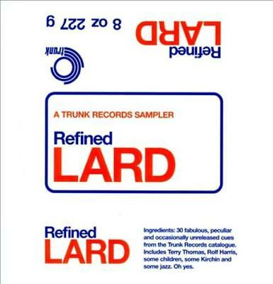 Various Artists - Refined Lard: A Trunk Records Sampler Used - Very Good Cd