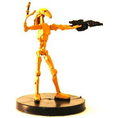 Battle Droid Officer - Star Wars Masters of the Force Miniature