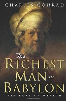 NEW - The Richest Man in Babylon -- Six Laws of (Paperback) ISBN1490348557
