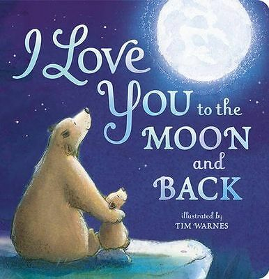 *NEW* - I Love You to the Moon and Back (Board book) ISBN184869069X