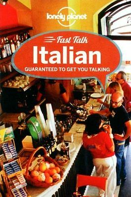 *NEW* - Lonely Planet Fast Talk Italian (Phrasebook) (Paperback) ISBN174179482X