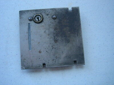 Antique Vtg  Lock Part