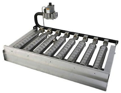 Pentair 073750 Natural Gas IID Complete Burner Tray Assembly MiniMax PowerMax