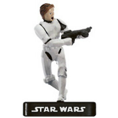 Han Solo in Stormtrooper Armor - Star Wars Alliance & Empire Miniature