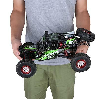 FEIYUE FY-03 EAGLE-3 RC Car 1/12 4WD 2.4G Full Scale Desert Off road Green X8HT
