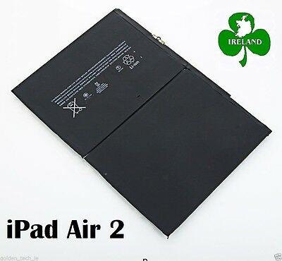 iPad Air 2 Battery Genuine / iPad 6 Battery Genuine New Li-ion 3.76V 7340mAh New