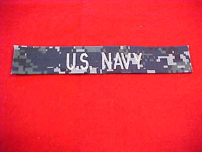 US Navy - Enlisted pewter breast patch for Navy Digital ( NWU )