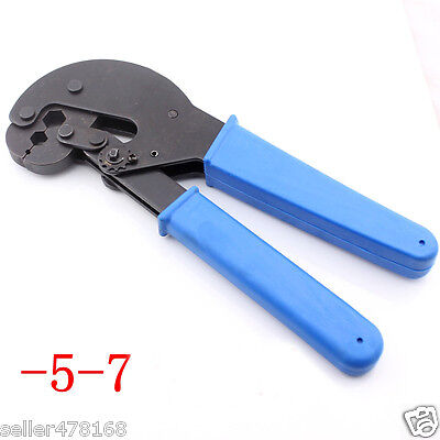 1PCS hex Crimper crimping for RG178 RG174 RG195 RG316 Cable SMA SMB MCX Pliers