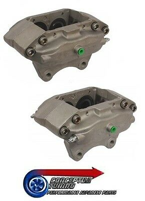 2 x Remanufactured Brembo Front Calipers- For V35 350GT Skylines VQ35DE