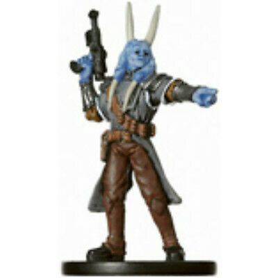 Chagrian Mercenary Commander - Star Wars Revenge of the Sith Miniature