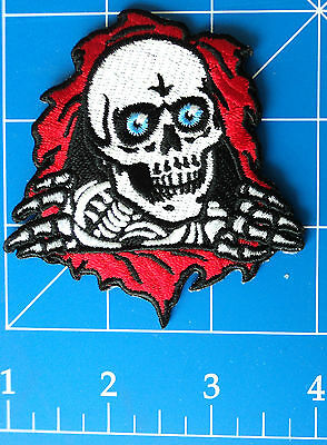 Powell Peralta Ripper Patch, Dress Up Yo Raggedy Ass!