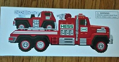 Sold out 2015 Hess Fire Truck and Ladder Rescue