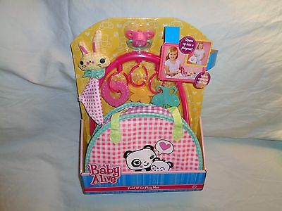 Baby Alive Fold N Go Play Mat New