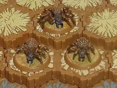 Fyorlag Spiders - Heroscape - Ticalla Jungle Figures - Free Shipping Available