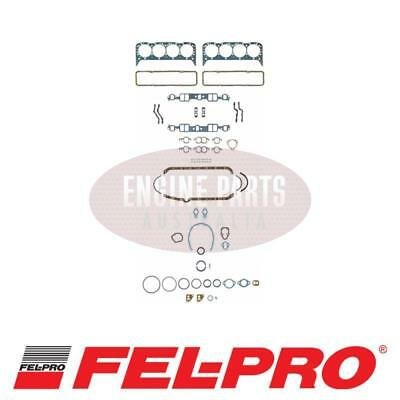 Felpro Full Gasket Set Chevrolet Chev Small Block 283 307 327 350 Feafs7733Pt-2