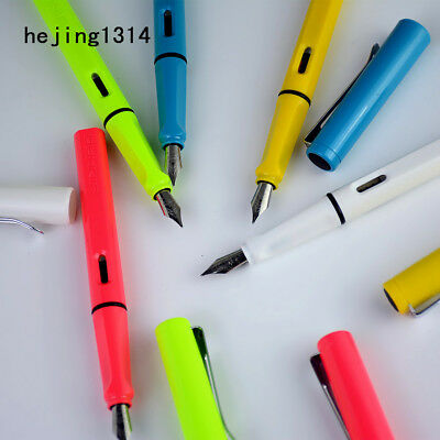 Beautiful fashion Jinhao 599 colour student office stationery Fountain Pen New