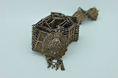 Antiqoe Original Perfect Silver Ottoman Islamic Amazing Belt