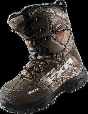 FXR X CROSS BOOT - Realtree - Size M13/47 - 13515.33313