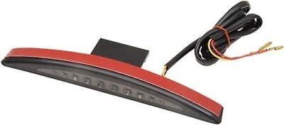 2010-1240 Drag LED Taillight Smoke Red for Harley Davidson FXSB Breakout 13-15
