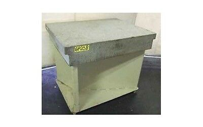 "36"" x 48"" x 8"" Granite Plate Salt & Pepper Grade A"