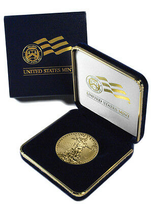 2016 $50 1 Troy Oz American Gold Eagle Coin In (US Mint Box) SKU38308