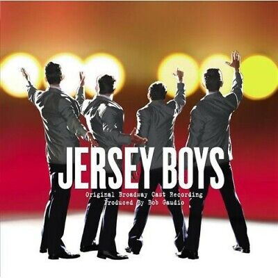 Various Artists, Jer - Jersey Boys (Broadway cast) [New CD]