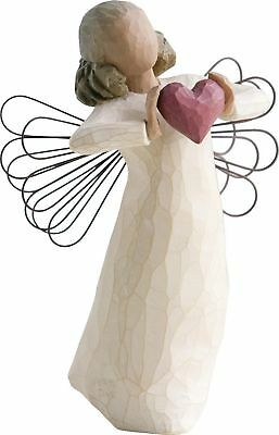 Willow Tree Angel With Love Figurine Ornament Gift