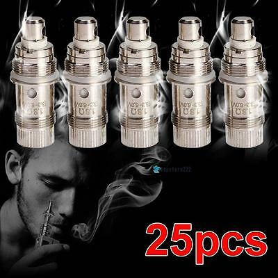 25x For Aspire Nautilus BVC Replacement Atomizer Coil Head 1.8ohm Bottom Coil TR