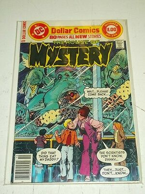 House Of Mystery #254 Fn- (5.5) Dc Comics 80 Pages October 1977+