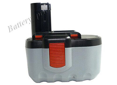 2.2AH Ni-MH Battery For Bosch 2607335537,2 607 335 537,PSB 24 VE-2 24Volt Drill