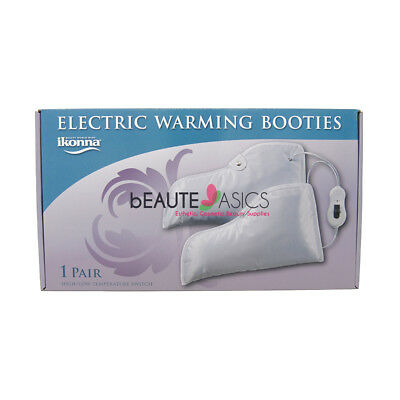 Electric Heated Booties Foot Warmer Paraffin Foot Care - ES2052 x1