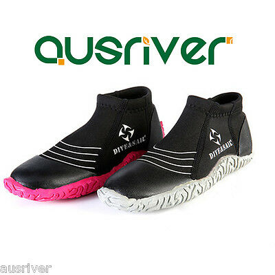 Water Sports Scuba Dive Swim Snorkeling Fin Socks Soft Shoes
