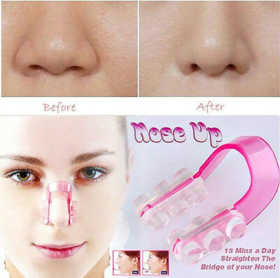 Nose Up Shaping Shaper Lifting Bridge Straightening Nose Clipper Corrector Clip