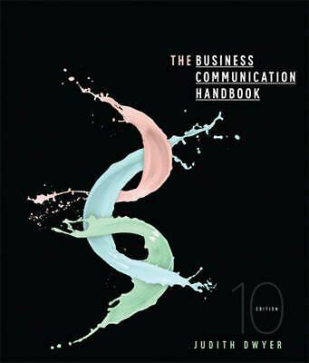 The Business Communication Handbook with Student Resource Access 12 Months 10th
