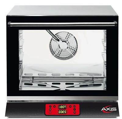 Axis AX-513RHD Commercial 1/2 Half-Size Electric Convection Oven DIGITAL CONTROL