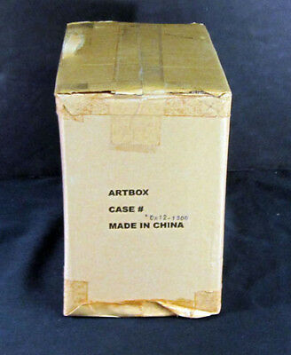 Case of (6) Tins - Artbox Lord Of The Rings Actions Flipz