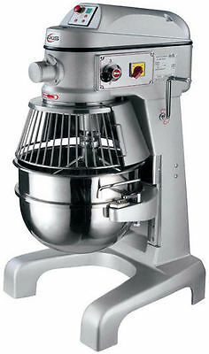 Axis AX-M30 Commercial 30QT General Purpose Planetary Kitchen Mixer NEW+WARRANTY