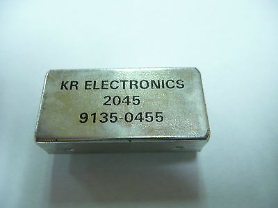 KR Electronoics 2045  HP 9135-0455 HP9135-0455 Low pass filter Qty 1 per lot