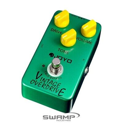 JOYO JF-01 Vintage Overdrive Guitar Pedal - Effects Pedal